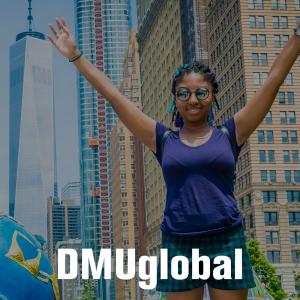 #DMUglobal